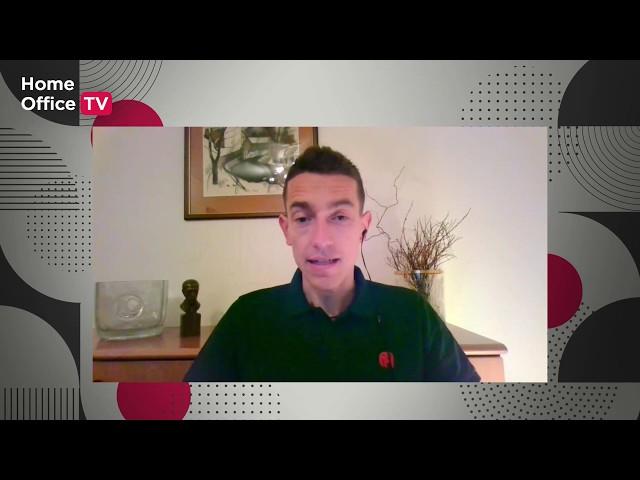 Pozvánka na vysílání Home Office TV: Petr Skondrojanis vyzpovídá Martina Konečného