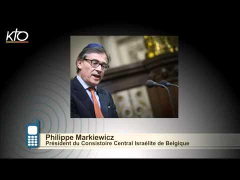 #PrayForBrussels : Philippe Markiewicz