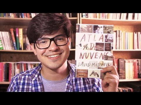 Atlas de Nuvens - David Mitchell