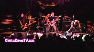 "Arsis ""Maddening Disdain"" live in San Francisco, California 2013"