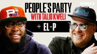 Talib Kweli And El-P Talk Run The Jewels 4, Killer Mike, Company Flow, & Rawkus   People's Party