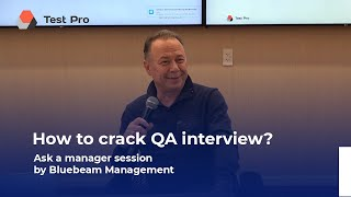 How to crack QA interview?