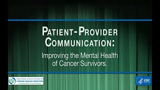 Improving the Mental Health of Cancer Survivors: Post-Treatment Neurocognitive Challenges