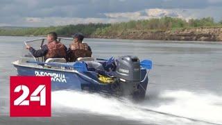 Самая полноводная река России Лена сильно обмелела - Россия 24