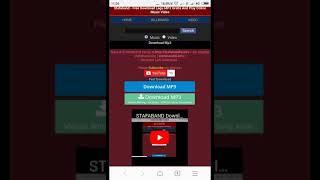 Cara Mendownload Lagu Mp3 Di Stafaband