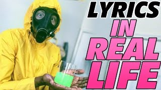 'Radioactive' Imagine Dragons (Parody) - LYRICS IN REAL LIFE