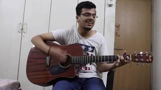 Woh Ladki | Arijit Singh | Andhadhun | Acoustic Guitar Cover