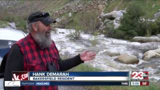 Search and rescues spike in Kern River