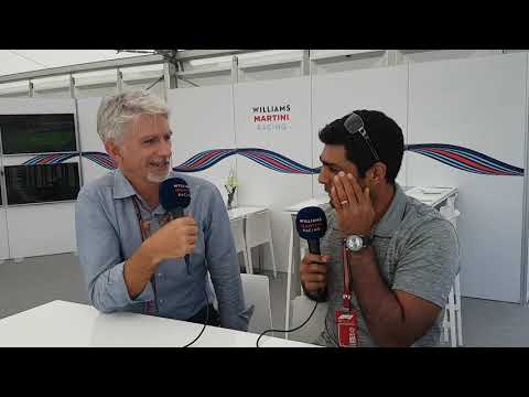 Williams TV: Suzuka special with 1996 World Champion Damon Hill