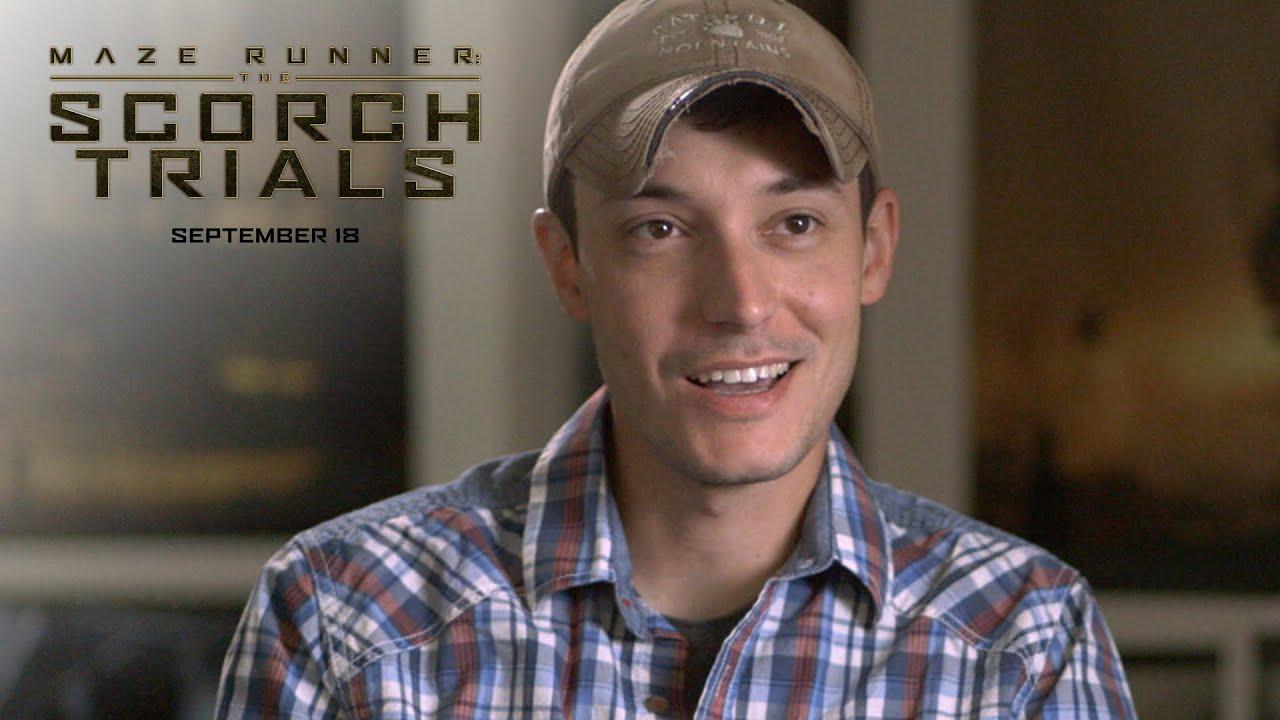 Maze Runner: The Scorch Trials - Wes Ball