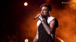 Adam Lambert - Lucy - Shanghai 2016