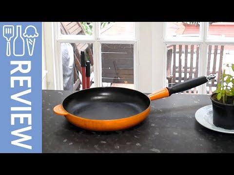 Le Creuset Cast Iron Frying Pan 26cm Review/Overview