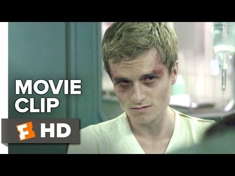 The Hunger Games: Mockingjay - Part 1 Movie CLIP #1 - Reunited with Peeta (2014) - Movie HD