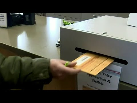 Michigan chooses simple design for absentee ballot