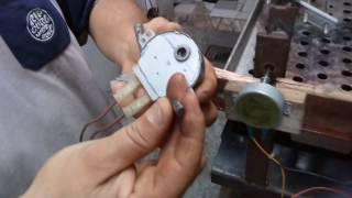 Churrasqueira  Com Motor De Microondas