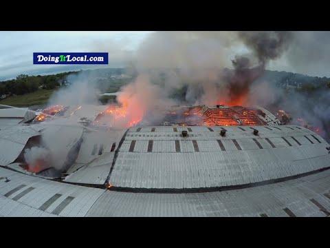 Droner gir nye øyne til brann- og redningstjenesten