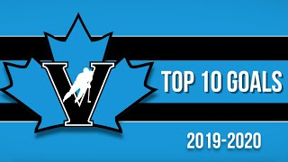Top 10 Penticton Vees Goals of 2019-20