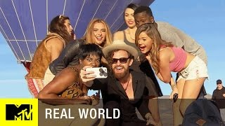 Real World: Go Big or Go Home | Cast Members React: The Twist | MTV