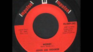 John Lee Hooker - Money  - (Berry Gordy, Motown) R&B  Mod.wmv