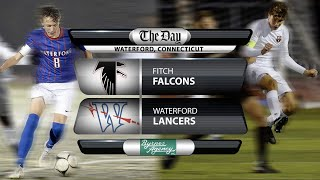 Full replay: Fitch at Waterford boys' soccer