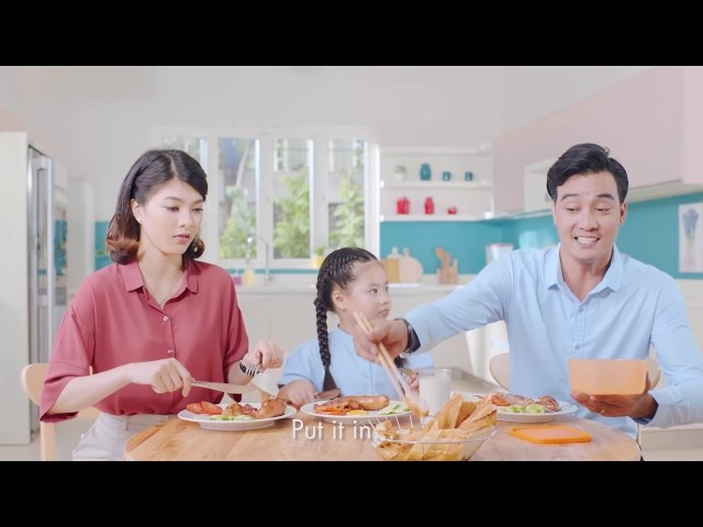 Tupperware Social Video Campaign