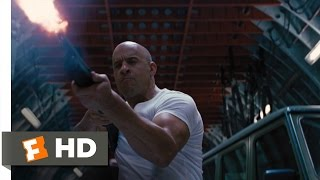 Fast & Furious 6 (9/10) Movie CLIP - Boarding the Plane (2013) HD