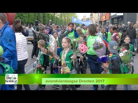 VIDEO | Nogmaals alle deelnemers aan de avondvierdaagse in beeld