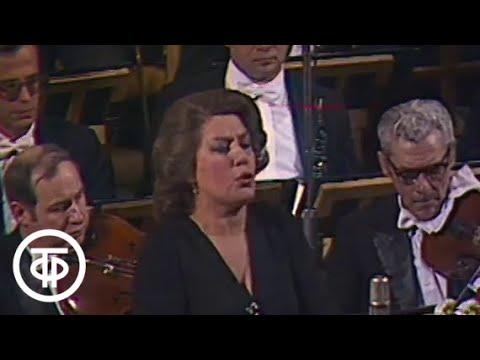 """Чайковский. Кантата """"Москва"""". Дирижер Д.Китаенко  (1983)"""