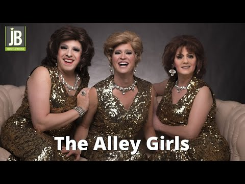 The Alley Girls - Travestie Act boeken of inhuren?