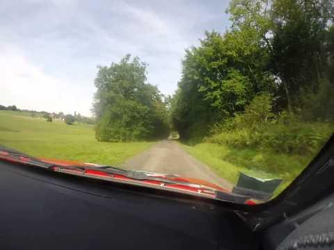 Rallye du sel 2014 Ludovic Mourey / Julien Fallot Saxo F2000