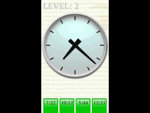 Video of Clock Time Quiz