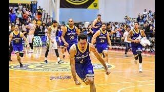 Increíble Remontada Rigoberto Mendoza Capitanes LNBP (FIBA Selección Dominicana 2018)