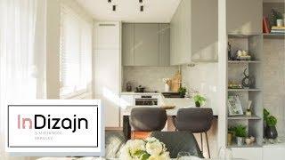 Uređenje Jednostavne I Elegantne Kuhinje (InDizajn & Mirjana Mikulec)
