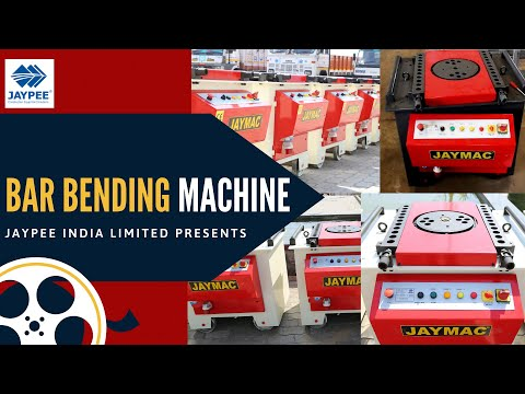 Steel Bar Bending Machine