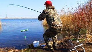 Ловля карася ранней весной в украине на днепресс