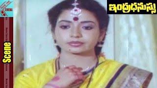 Jeevitha & Rajasekhar Nice Love Scene || Indradhanussu Movie || Rajashekar || MovieTimeCinema