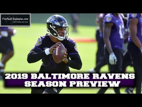 Football Gameplan's 2019 NFL Team Preview: Baltimore Ravens