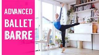 Advanced Ballet Barre To Do At Home | Music By David Plumpton