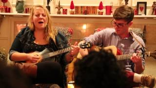 Julia Nunes - I Will Go Anywhere With You @ Living Room Show in Woodinville, WA