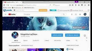 MegaMarina fala sobre o fim do Canal