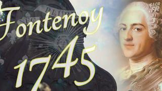 VIDÉO - Bataille de Fontenoy: Louis XV, valeurs, honneur et courage chrétien