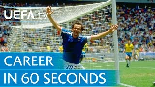 Highlights: Michel Platini's Playing Career