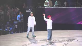 Rushball!! Juste Debout 2016 hiphop final
