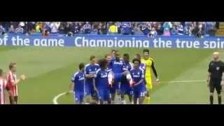 Последний матч Дидье Дрогба за Челси