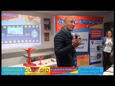 Maamar Cheranti-Afterwork-entrepreneurs-montpellier-12-03-2020 Maamar Cheranti-Afterwork-entrepreneurs-montpellier-12-03-2020