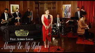 Always Be My Baby - Mariah Carey (Ella Fitzgerald Style Cover) ft. Aubrey Logan