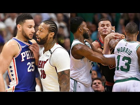 """NBA """"Don't Touch my Bro"""" MOMENTS"""