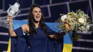 Евровидение 2017. Попытались сорвать песню? Джамала и мерзость