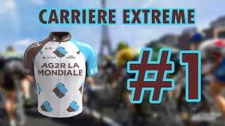 CARRIERE EXTREME AG2R | Ep.1 | Planification