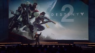 ICYMI Catch Mikes speech and join us as we welcome Destiny 2